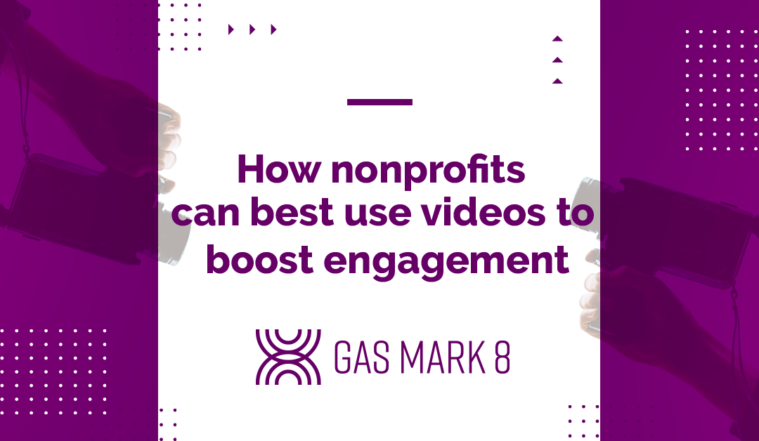 How Nonprofits can use video header graphic